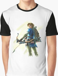 Link zelda breath of the wild Graphic T-Shirt