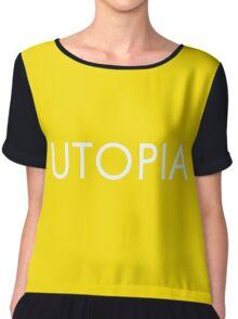 utopia Chiffon Top