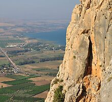 Arbel cliff. by voddol