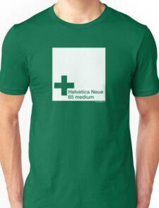 Helvetica 65 medium /// Unisex T-Shirt