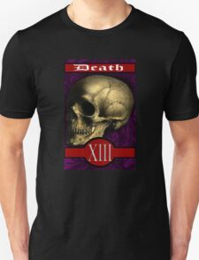 Dreimann Tarot: Death Card T-Shirt
