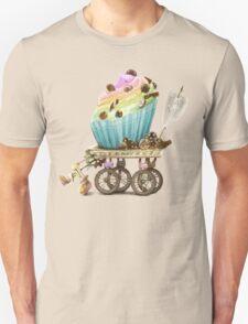 Eat me, Tasty Cupcake Unisex T-Shirt