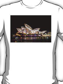 Snake Skin Opera House T-Shirt