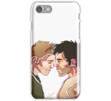until the end iPhone Case/Skin