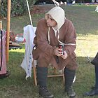 Knave at Medieval Fayre by JimmyChi
