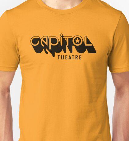 Capitol Theatre (black) Unisex T-Shirt