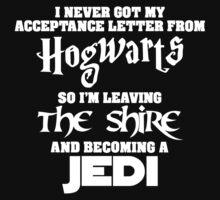 Hogwarts The Shire Jedi by villysbrock