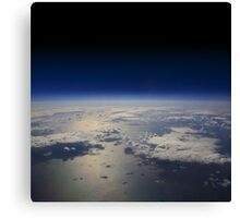 Earth from Space Canvas Print