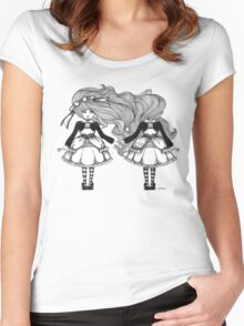 Twins Alice Women's Fitted Scoop T-Shirt
