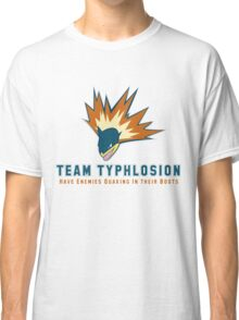 Team Typhlosion  Classic T-Shirt