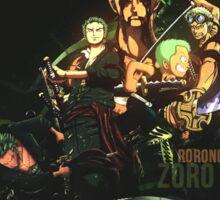 Roronoa Zoro Sticker