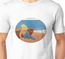 The fisher Unisex T-Shirt