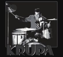 Gene Krupa by mr6topher