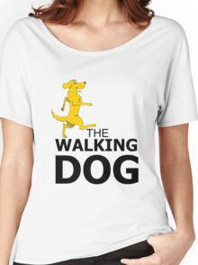the walking dog Women's Relaxed Fit T-Shirt