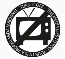 Turn Off Your Television - The Media Lies To You by IlluminNation