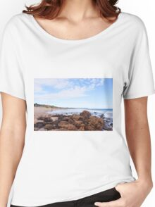 South Aussie beach Women's Relaxed Fit T-Shirt