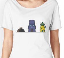 best friend home Women's Relaxed Fit T-Shirt