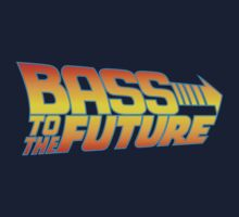 Bass to the Future One Piece - Long Sleeve
