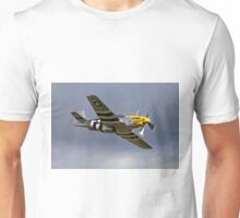 North American P-51D Mustang 'Ferocious Frankie' Unisex T-Shirt