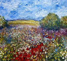 Flower Meadow by emilymacduff