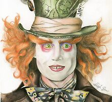 The Mad Hatter by ashleighbell