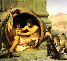 Diogenes by troycap