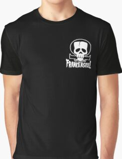 FrankenSkull Ohm Logo Small Graphic T-Shirt