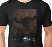 Vivid Lights & Night Sky, Australia 2011 Unisex T-Shirt