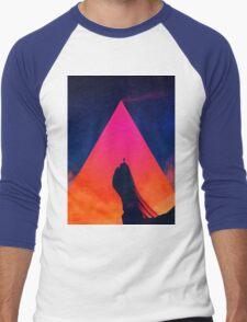 Gilgamesh Men's Baseball ¾ T-Shirt