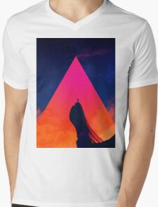 Gilgamesh Mens V-Neck T-Shirt