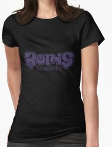 Boris - Heavy Rocks Womens Fitted T-Shirt