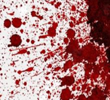 Bad Bone (Pantone) Blood 666 Sticker