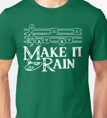 Legend of Zelda - Rain Song Unisex T-Shirt