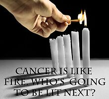 Cancer Research Advertisement  by crystalpixel