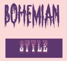 BOHEMIAN STYLE by mav04