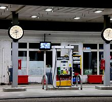 Summer Gas Prices by phil decocco