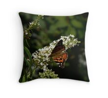 Moth017 Throw Pillow