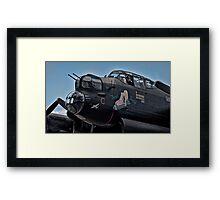 Lancaster Bomber 'Just Jane' Framed Print