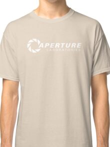 aperture laboratories logo  Classic T-Shirt