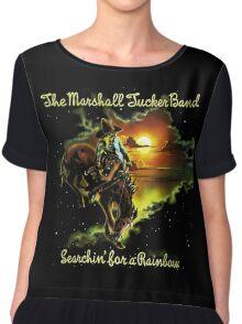 the marshall tucker band rainbow Chiffon Top