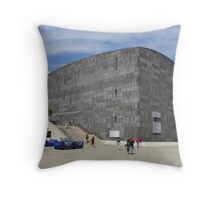 mumok, Vienna Austria Throw Pillow