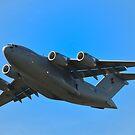Boeing C-17A Globemaster III by Tim Pruyn