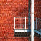 Fire escape by Silvia Ganora