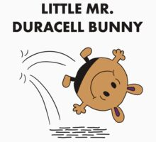 Mr Duracell Bunny One Piece - Short Sleeve