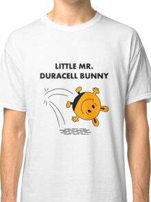 Mr Duracell Bunny Classic T-Shirt