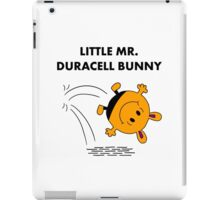 Mr Duracell Bunny iPad Case/Skin