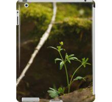 Beauty in simplicity iPad Case/Skin