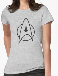 Star Trek - Starfleet insignia Womens Fitted T-Shirt