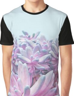 Sweet Succulents Graphic T-Shirt
