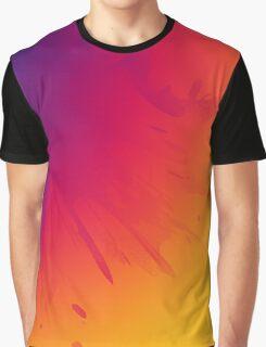 Colour Blend Graphic T-Shirt
